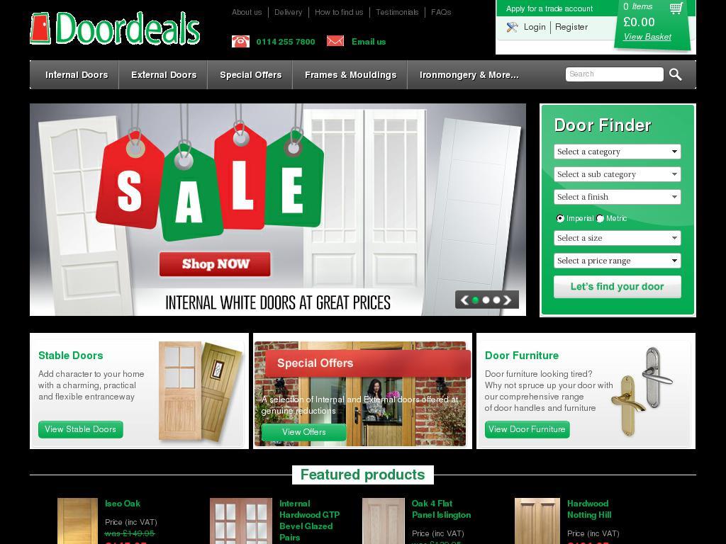 Doordeals Ltd