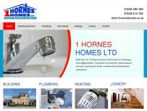 1 HORNES HOMES