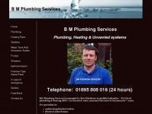 B M Plumbing Services