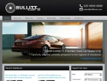 Bullitt Cars