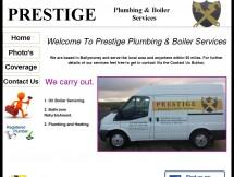 Prestige Plumbing & Boiler Services