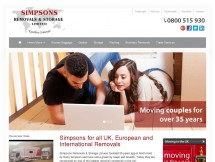 Simpsons Removals Uk